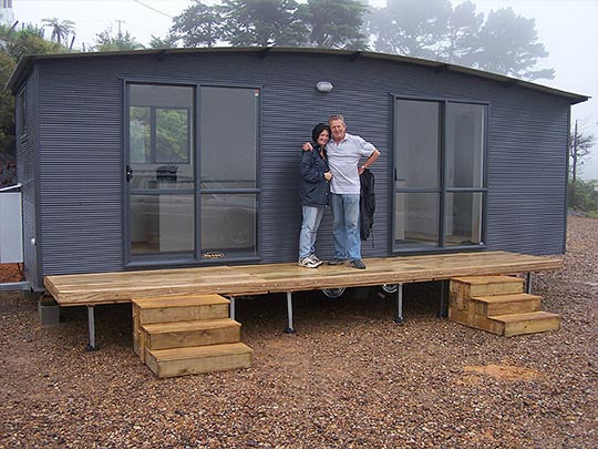 Norfolk Portable Cabins From Portable Kiwi Cabins By