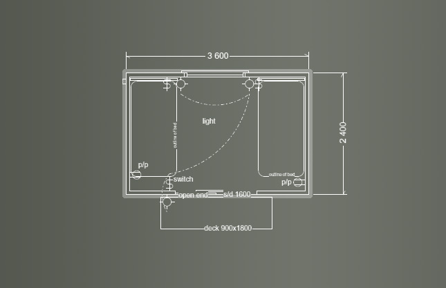 Raglan Portable Building Plan